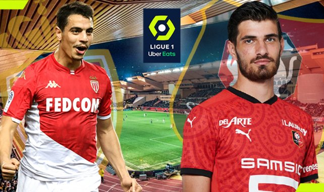 AS Monaco-Rennes : les compositions probables