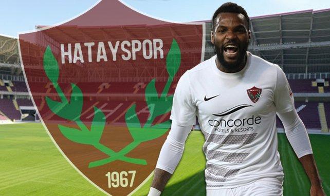 Aaron Boupendza s'éclate à Hatayspor