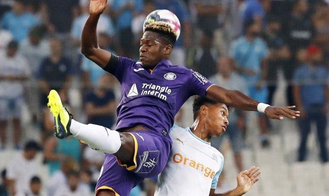 Toulouse : Aaron Leya Iseka prêté au FC Metz