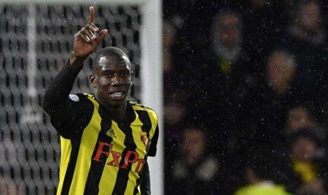 Abdoulaye Doucouré avec Watford