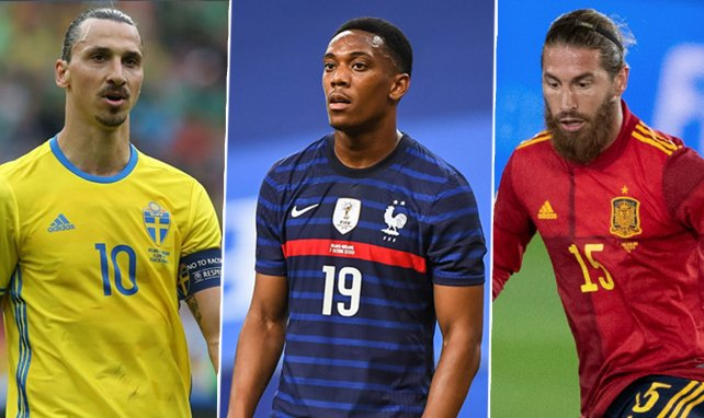 Ibrahimovic, Martial et Van de Beek vont manquer l'Euro 2020