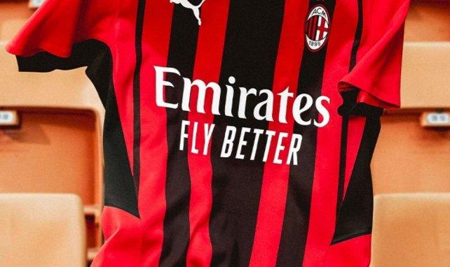 L'AC Milan dévoile déjà son maillot pour la saison 2021-2022 !
