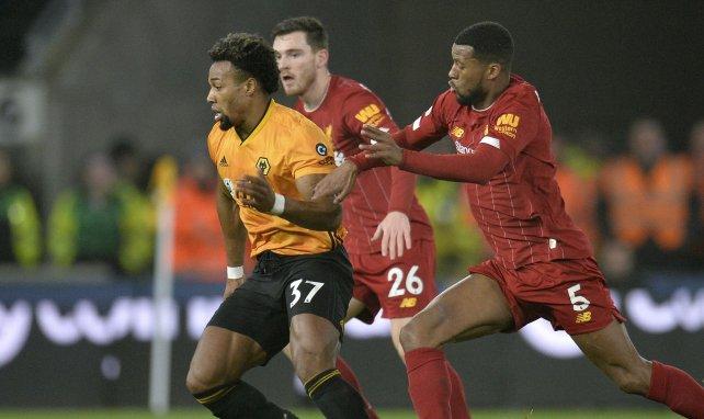 Wolves : l'étonnante technique d'Adama Traoré pour échapper aux défenseurs