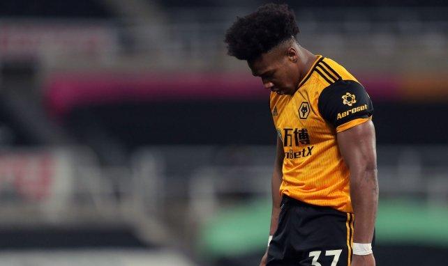 Wolverhampton veut se débarrasser d'Adama Traoré !