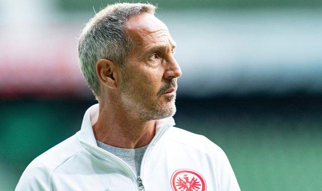 Francfort : Adi Hütter devrait rejoindre Mönchengladbach