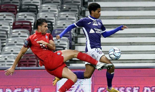 Amine Adli prend le meilleur sur Grenoble
