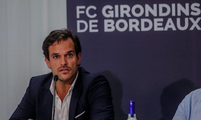 Bordeaux : pas inquiet, Admar Lopes attend un déclic