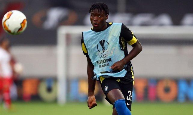 Inter Milan : le point sur le dossier Lucien Agoumé