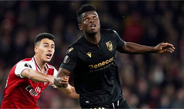 Le FC Nantes se penche sur Mikel Agu