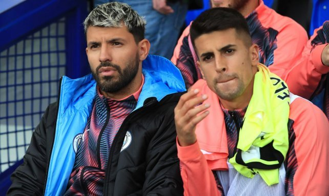 Sergio Aguero poursuit sa rééducation... à Barcelone
