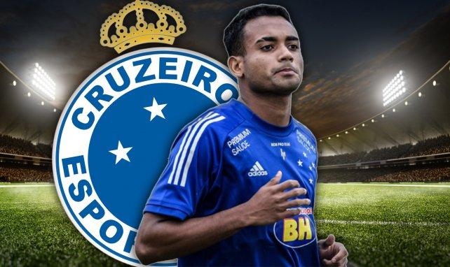 Airton ici sous les couleurs de Cruzeiro