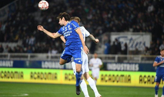 Ligue 2 : Auxerre s'impose de justesse contre Bastia