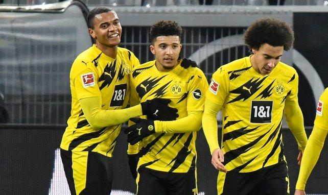 Dortmund a secrètement prolongé le contrat de Manuel Akanji