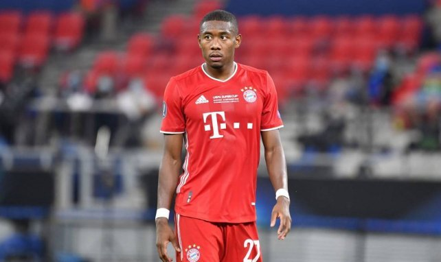 Le clan David Alaba dément un accord avec le Real Madrid