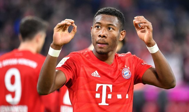 Accord scellé entre David Alaba et le Real Madrid !