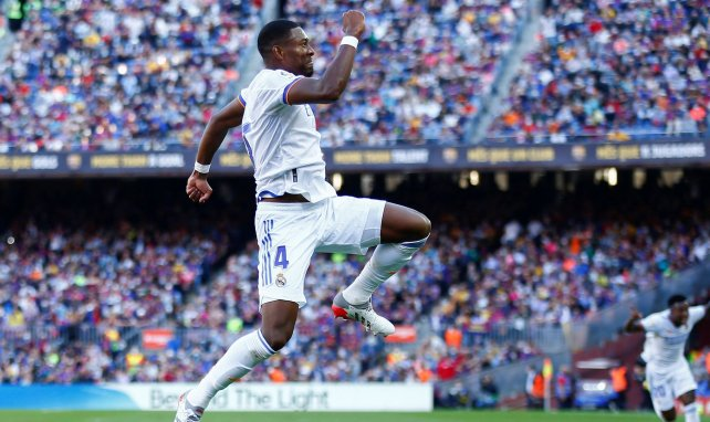 David Alaba met tout le monde d'accord au Real Madrid