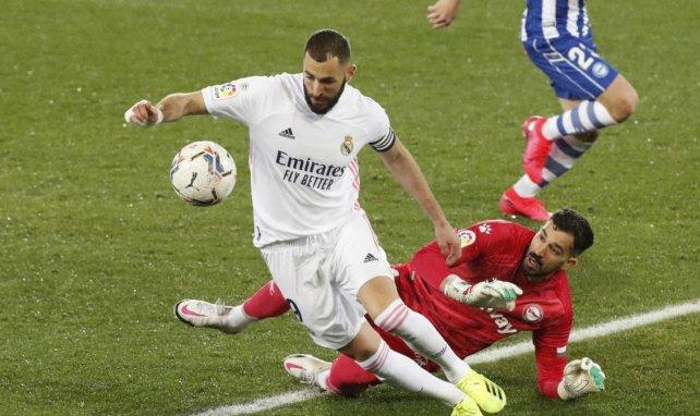 Real Madrid : Zinedine Zidane espère Benzema