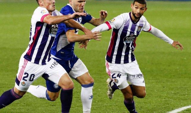 Alavés a battu Valladolid