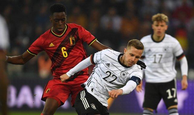 Arsenal a fait une offre à Anderlecht pour Albert Sambi Lokonga