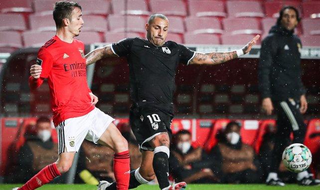 Benfica : Alejandro Grimaldo sur le départ