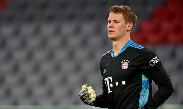 Le Bayern Munich ne veut pas vendre Alexander Nübel