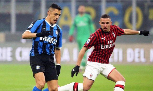MU : l'Inter veut prolonger le prêt d'Alexis Sanchez