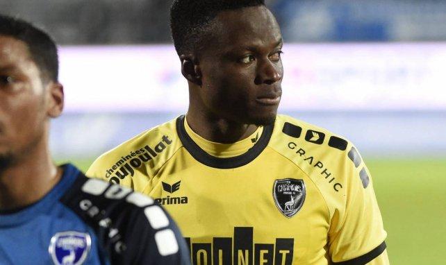 Dijon prospecte en Ligue 2 pour remplacer Alfred Gomis