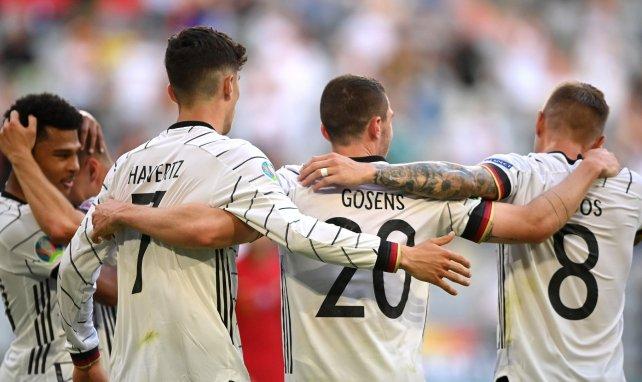 Portugal-Allemagne : les notes du match