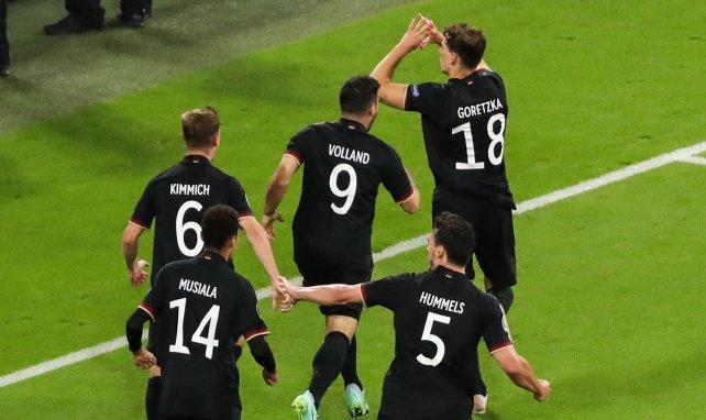 L'incroyable folle soirée de l'Allemagne