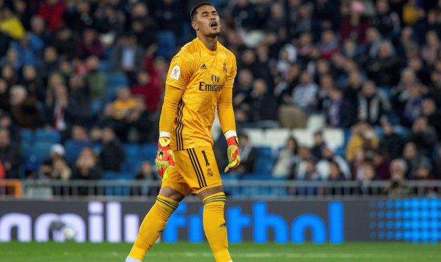 C'est terminé pour Alphonse Areola au Real Madrid !