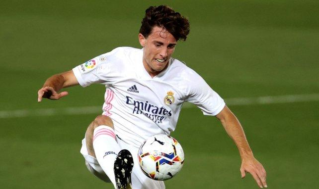 Real Madrid : Odriozola vers la Fiorentina ?