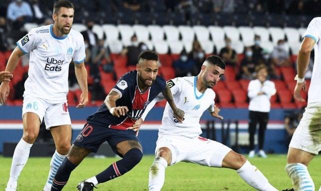 OM : Alvaro Gonzalez ne veut plus entendre parler de Neymar