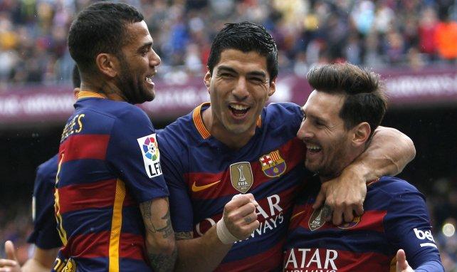 La réponse de Luis Suarez au message de Lionel Messi