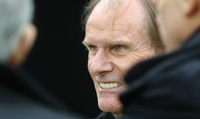 Le président de l'Amiens SC, Bernard Joannin.