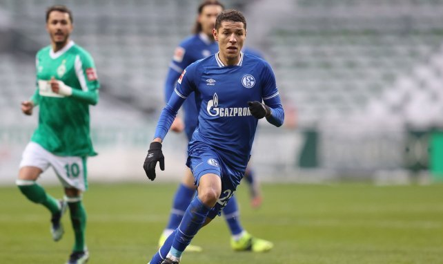 Amine Harit avec Schalke 04