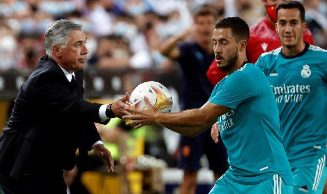 Real Madrid : Ancelotti veut s'inspirer de Zidane en LdC