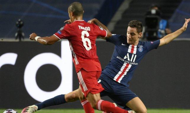 Ander Herrera en finale de Ligue des Champions contre le Bayern