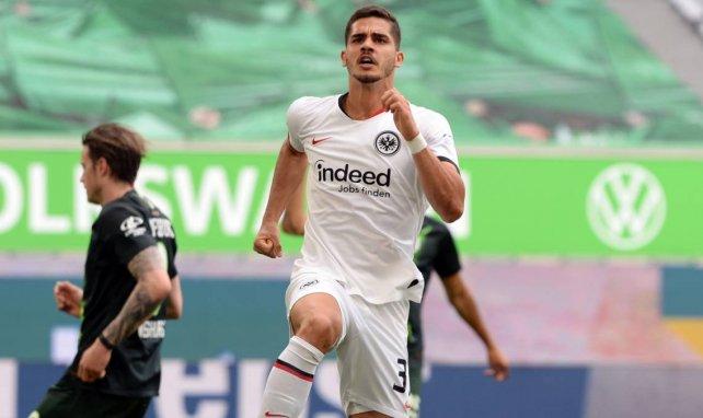 Eintracht Francfort : le retour fracassant d'André Silva