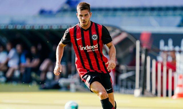 BL : André Silva et Luka Jovic libèrent l'Eintracht Francfort et enfoncent Schalke