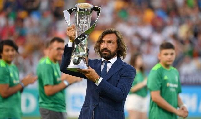 Andrea Pirlo est le nouvel entraîneur de la Juventus