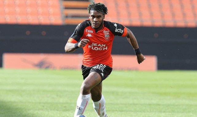 Andreaw Gravillon : «avec Lorient, on est en train de réaliser un parcours incroyable, quelque chose d'exceptionnel»