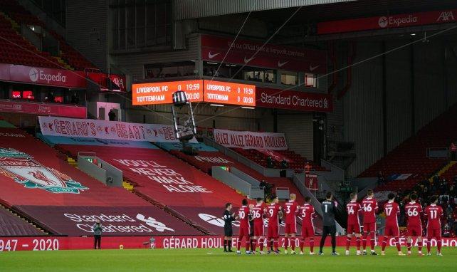Liverpool : les groupes d'Ultras ne soutiendront plus le club