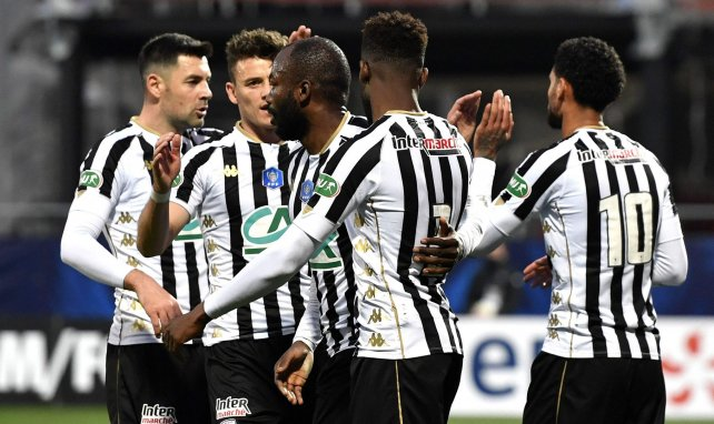 Coupe de France : Angers s'amuse face au Club Franciscain, le LOSC dispose du GFC Ajaccio, Châteaubriant se qualifie à Romorantin