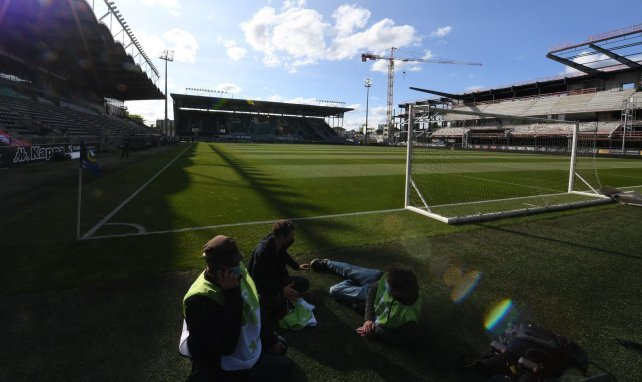 Youth League : Angers se qualifie au tour suivant
