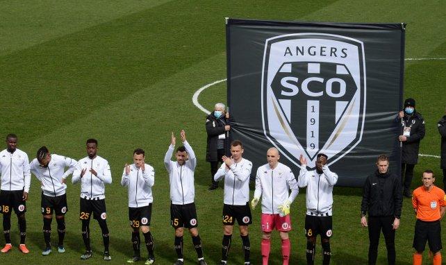 Angers n'est plus interdit de recrutement... pour le moment