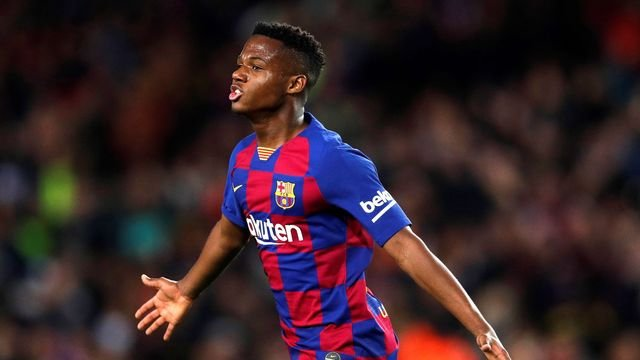 Le FC Barcelone veut blinder Ansu Fati !