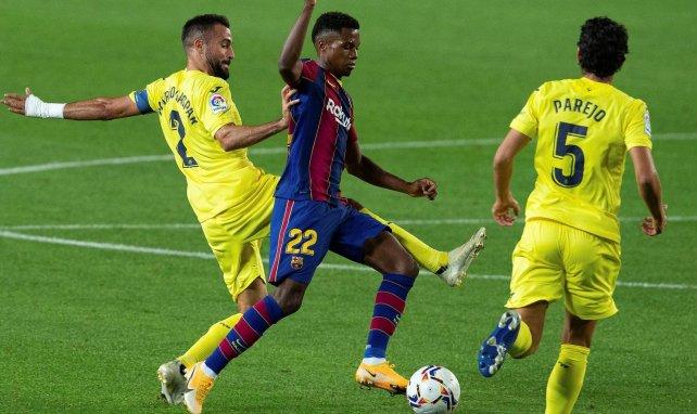 Barça : Ronald Koeman s'enflamme pour Ansu Fati