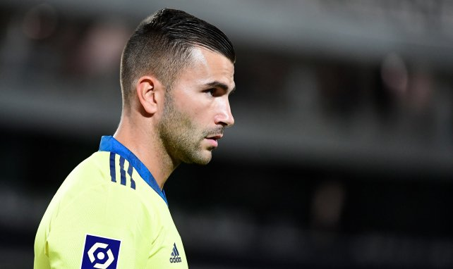 OL : Rudi Garcia vole au secours d'Anthony Lopes
