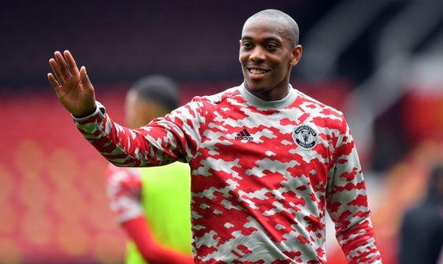 Manchester United ouvre grand la porte à Anthony Martial mais...