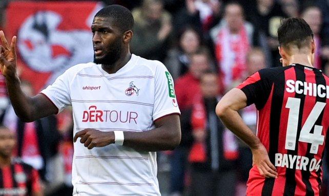 Bundesliga : Leverkusen craque face à Cologne et Anthony Modeste